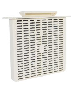 Rush Hampton CA90 Ductless Fan Refillable Filter - Beige (Replaces Old SKU 15566)